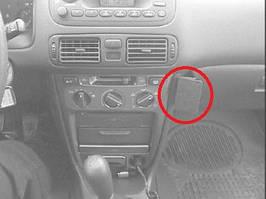 Крепление телефона Brodit ProClip (852493) для автомобиля Toyota Corolla 98-01