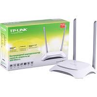 Маршрутизатор Wi-Fi TP-Link TL-WR840N роутер, точка доступу, до 300Mbps, 802.11 b/n/g, 4x10/100TX