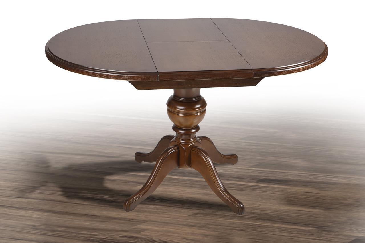 Круглый обеденный стол ГЕРМЕС