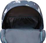 Школьные и городские рюкзаки Bagland mini на 8 л, размер 32*23*10 см, фото 2