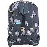 Школьные и городские рюкзаки Bagland mini на 8 л, размер 32*23*10 см, фото 3