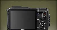 Бронированная защитная пленка для экрана Nikon COOLPIX AW120