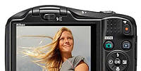 Бронированная защитная пленка для экрана Nikon COOLPIX L620
