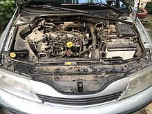 Запчастини двигуна F9K/F9Q 1,9 dСi з автомобілів Renault Laguna 2