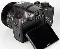 Бронированная защитная пленка для экрана Sony Cyber-shot HX300