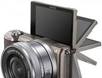 Бронированная защитная пленка для Sony Alpha 5100