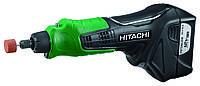Машина шлифовальная ручная аккумуляторная Hitachi GP10DL, фото 1
