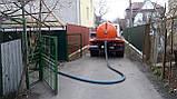 Викачка вигрібних ям Оболонь .прочищення труб, фото 7