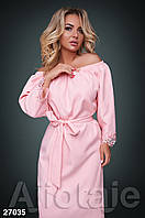 Платье - 27035.Размеры: 50 52 54 56 58 60, фото 1