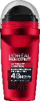 Роликовый дезодорант - антиперспирант L'ORÉAL Men Ultimate Control, 50 мл.