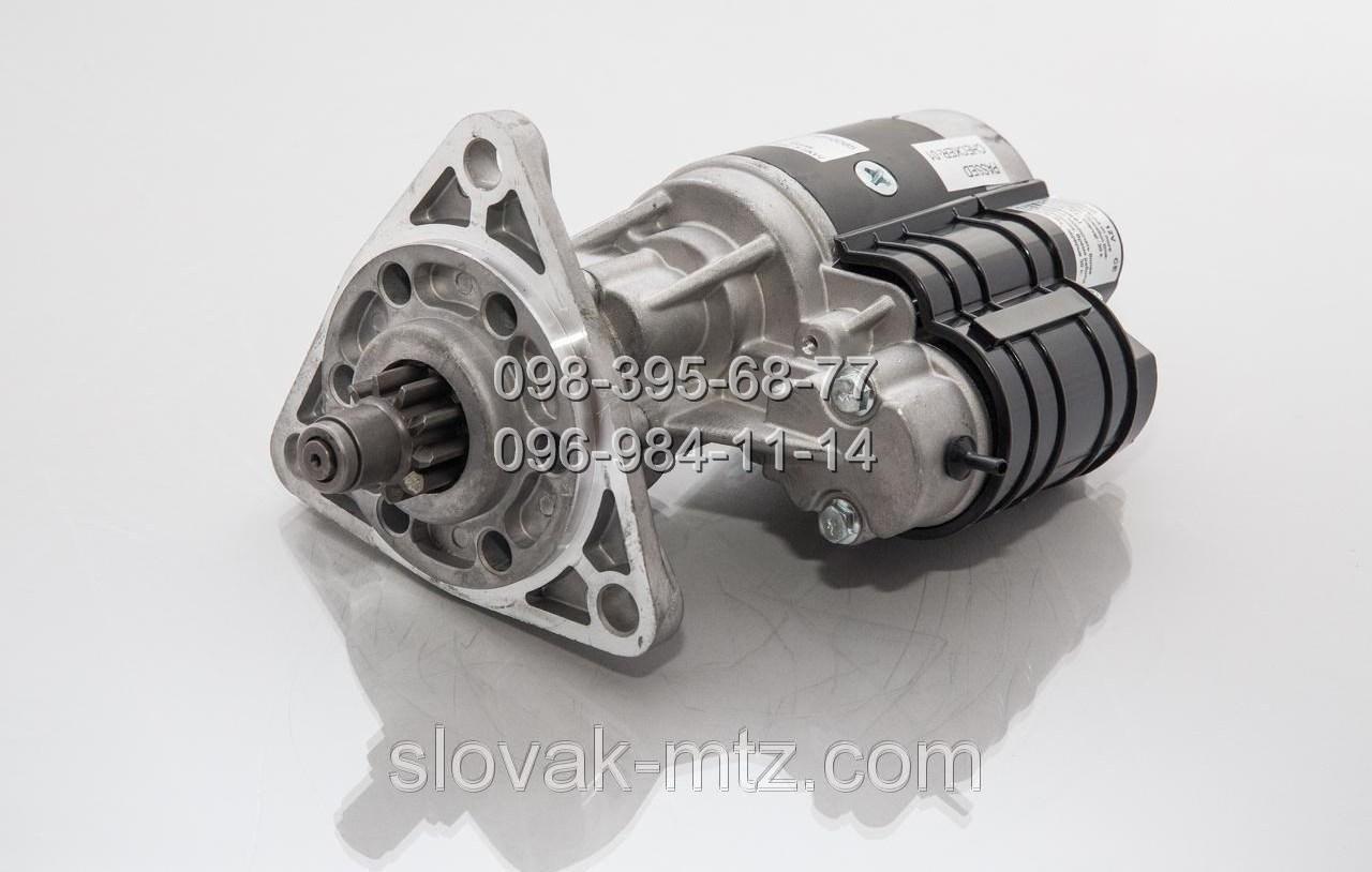 Стартер редукторный 12В 3,5Квт Slovak Усилений (МТЗ, ЮМЗ, Т-40)