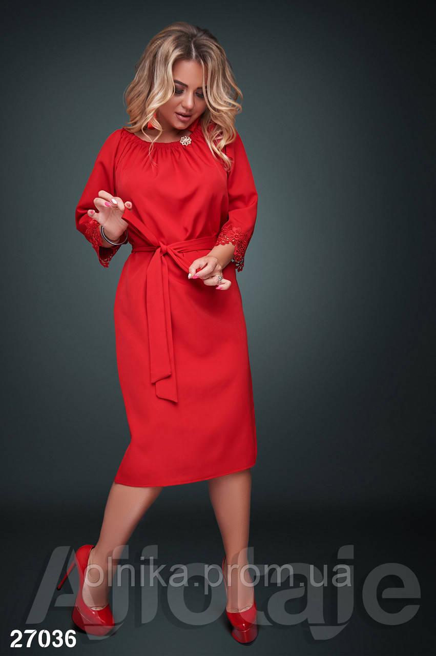 Платье - 27036.Размеры: 50 52 54 56 58 60