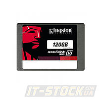 "Накопитель SSD 2.5"" 120GB Kingston SV300S37A/120G OEM (SATAIII) БУ"
