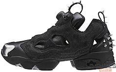 Мужские кроссовки Reebok Insta Pump Fury Halloween Black AR1716, Рибок Инстапамп