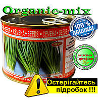 Семена лука Изумрудный Остров (на перо), обработанные Metalaxyl-M, 200 грамм (цельнометаллическая евро банка)