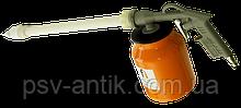 Розпилювач для порошкової фарби. обладнання для порошкового фарбування. трібостатичний розпилювач