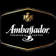 Кава в зернах Ambassador