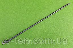 """Тэн """"прямой"""" для электродуховок Saturn, Asel  275W / напряжение 110V / длина L=340мм (по трубе)   Турция"""