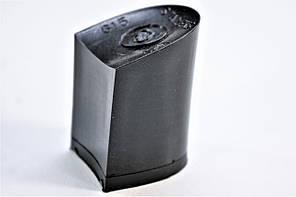 Каблук женский пластиковый 615 р.1-3  h-5.3-6.4 см., фото 2