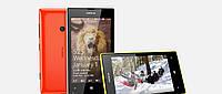 Бронированная защитная пленка для экрана Nokia Lumia 525