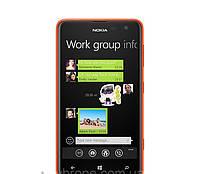 Бронированная защитная пленка для экрана Nokia Lumia 625