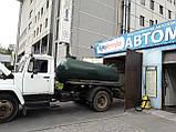 Выкачка Автомоек Илосос 5 куб.Киев.прочистка труб, фото 3