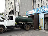 Выкачка Автомоек Илосос 5 куб.Киев.прочистка труб, фото 4