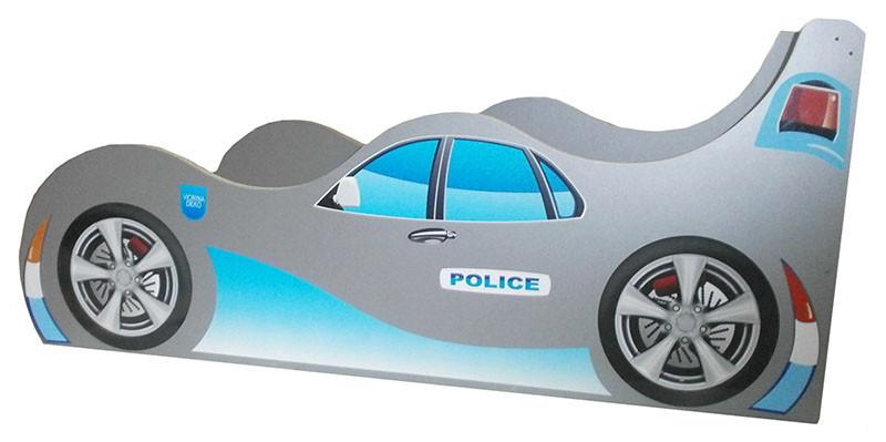 Детская кровать POLICE Ф-0005