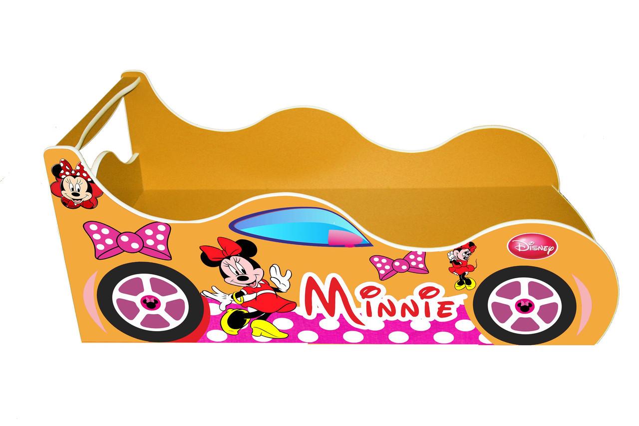 Детская кровать Мини Маус