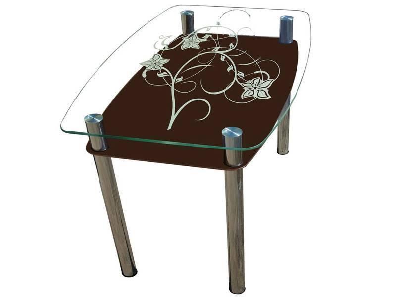 Обеденный стол Шоколад