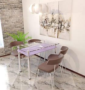 Обеденный стол Сиреневый бриз