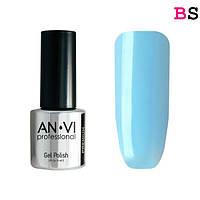 Гель - лак ANVI для нігтів 9мл №123