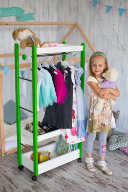 Стойка для одежды Малыш