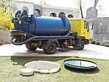 Выкачка туалетов Киев,чистка биотуалетов, фото 5