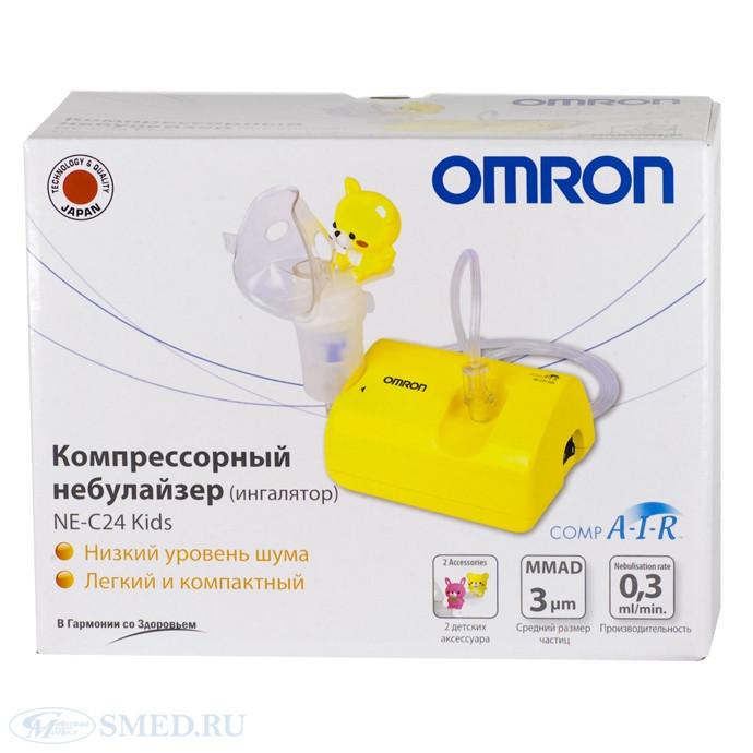 Детский небулайзер OMRON C24 Kids