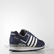 Кроссовки Adidas 10K мужские в синем цвете, фото 2
