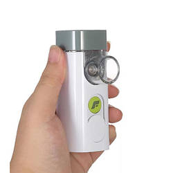 Ингалятор ультразвуковой FEELLIFE Mini Air 360 MESH (gray)