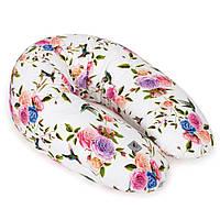 Подушка для беременных Ceba Baby Physio Multi Flora&Fauna Flores