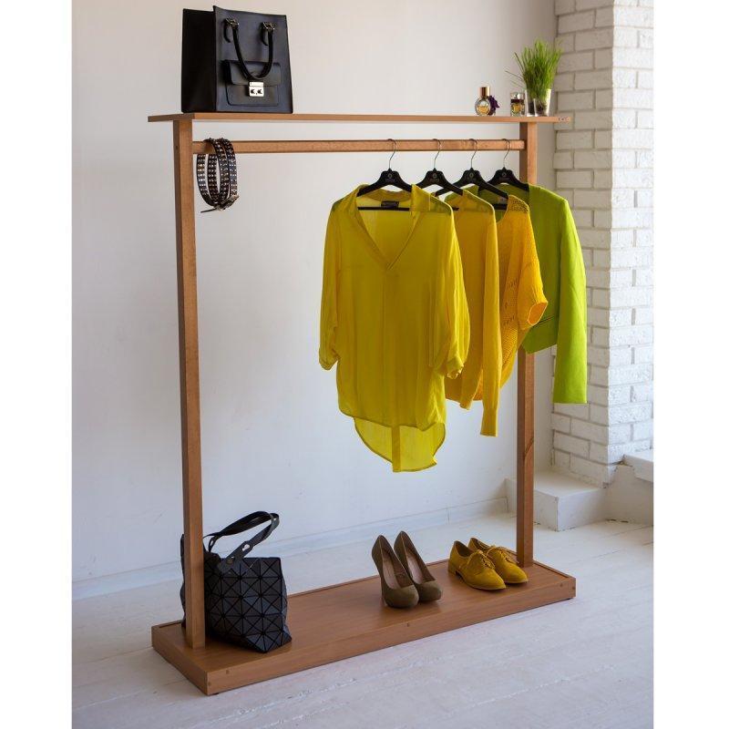Стойка для одежды Дельта