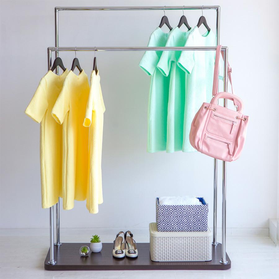 Стойка для одежды Бюс 6