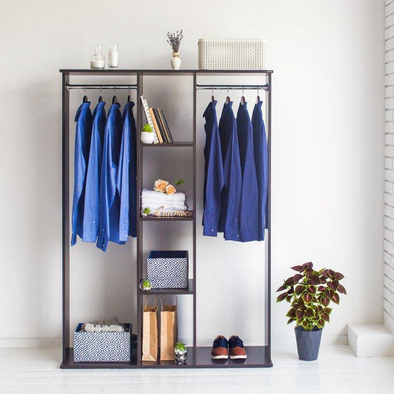 Стойка для одежды Галлант 3В