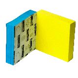 Блок бумаги для заметок Buromax 76х76 мм, UKRAINE 300 шт, фото 2