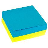 Блок бумаги для заметок Buromax 76х76 мм, UKRAINE 300 шт, фото 4