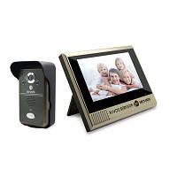 Беспроводный влагозащитный видеодомофон (модель Kivos KDB700)