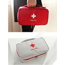 Аптечка-органайзер (Красный)
