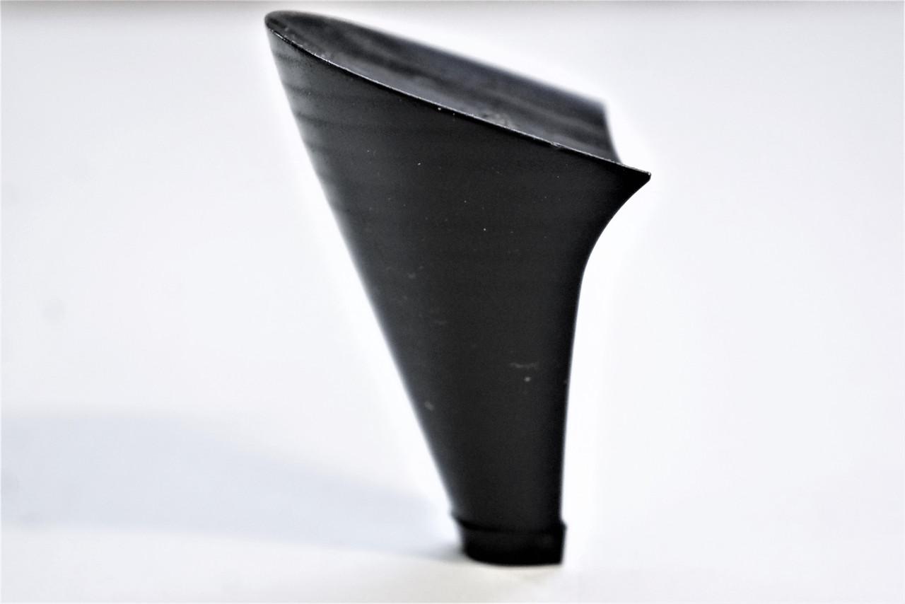 Каблук женский пластиковый 708 р.1-3  h-6,8-7,4 см.
