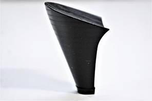 Каблук женский пластиковый 708 р.1-3  h-6,8-7,4 см., фото 2