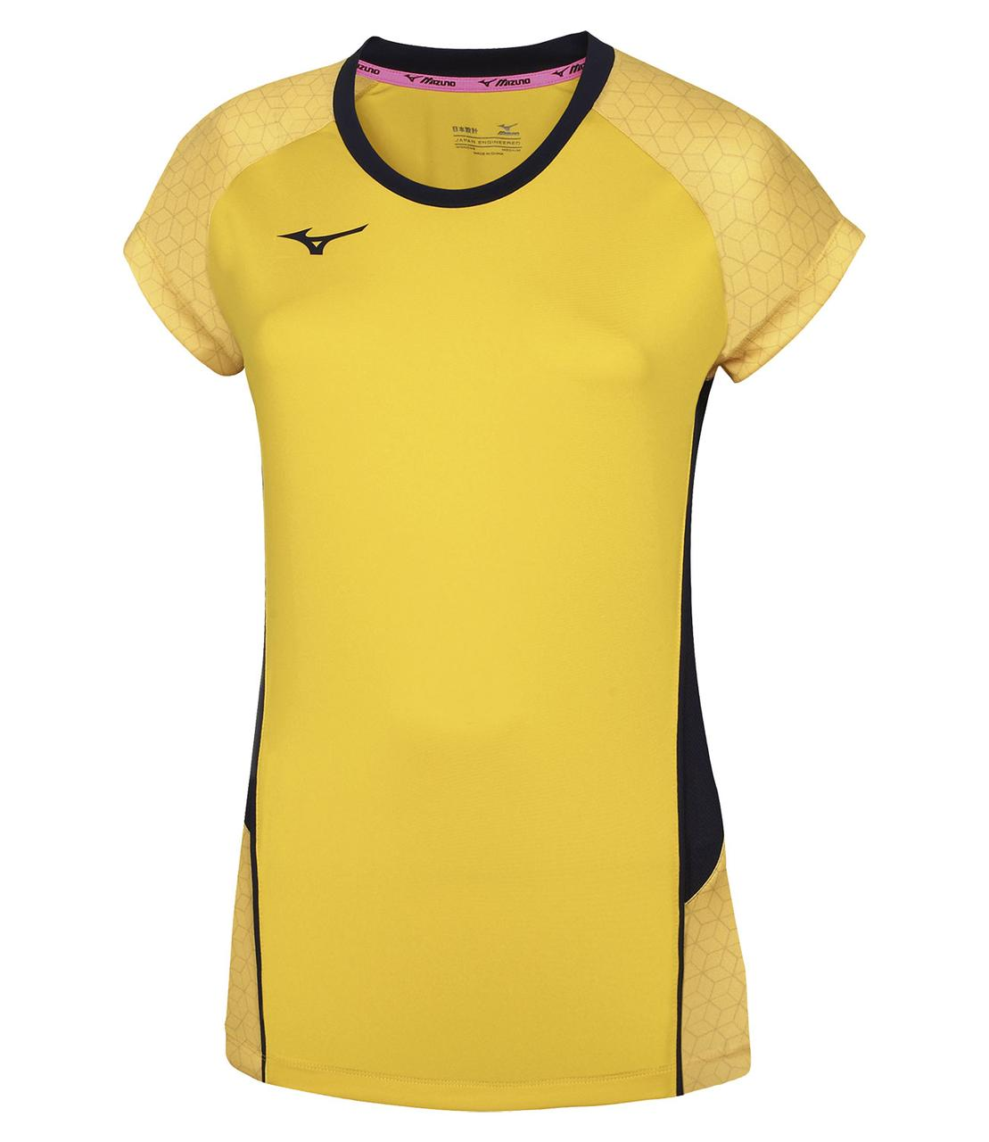 Футболка волейбольная Mizuno Premium High-Kyu Tee (W) V2EA7202-45
