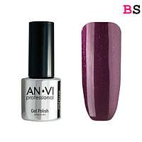 Гель - лак ANVI для нігтів 9мл №128