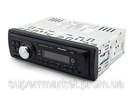 Автомагнитола Pioneer 2022 копия, car MP3 200W  4*50W  с дистанционкой, фото 2
